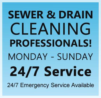 Cutting Edge Sewer & Drain LLC | Any Drain, Day or Night