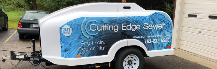 Cutting Edge Sewer & Drain Cleaning - Hydro Jetting Service